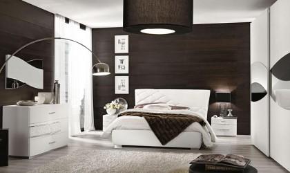Camera da letto Rtl modello Nolita bianca
